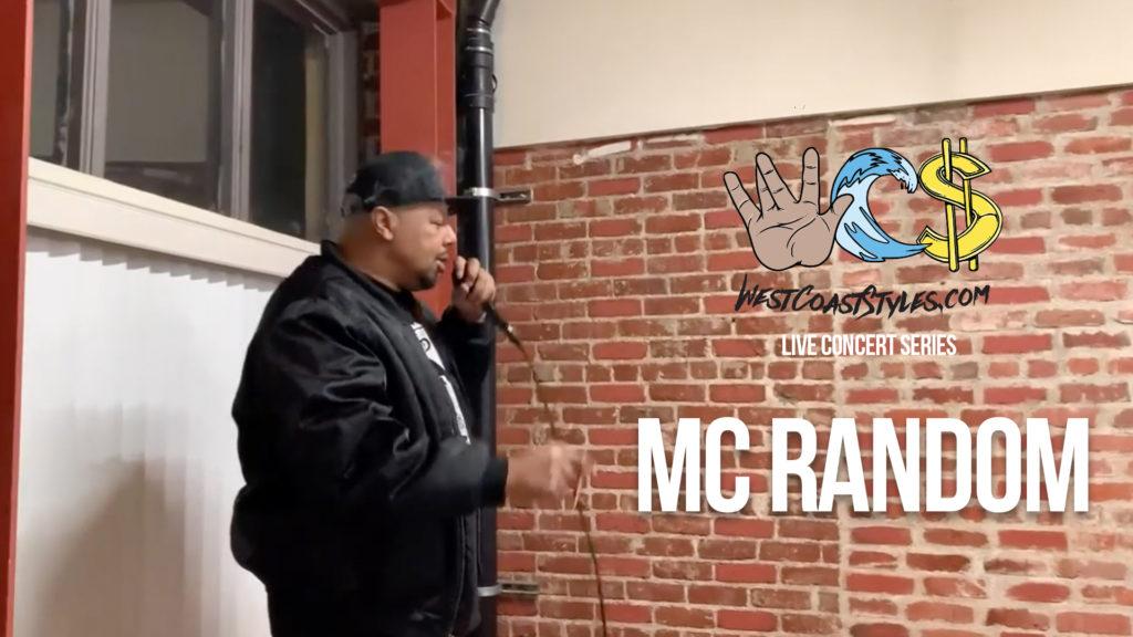 MC Random WCS Concert Series