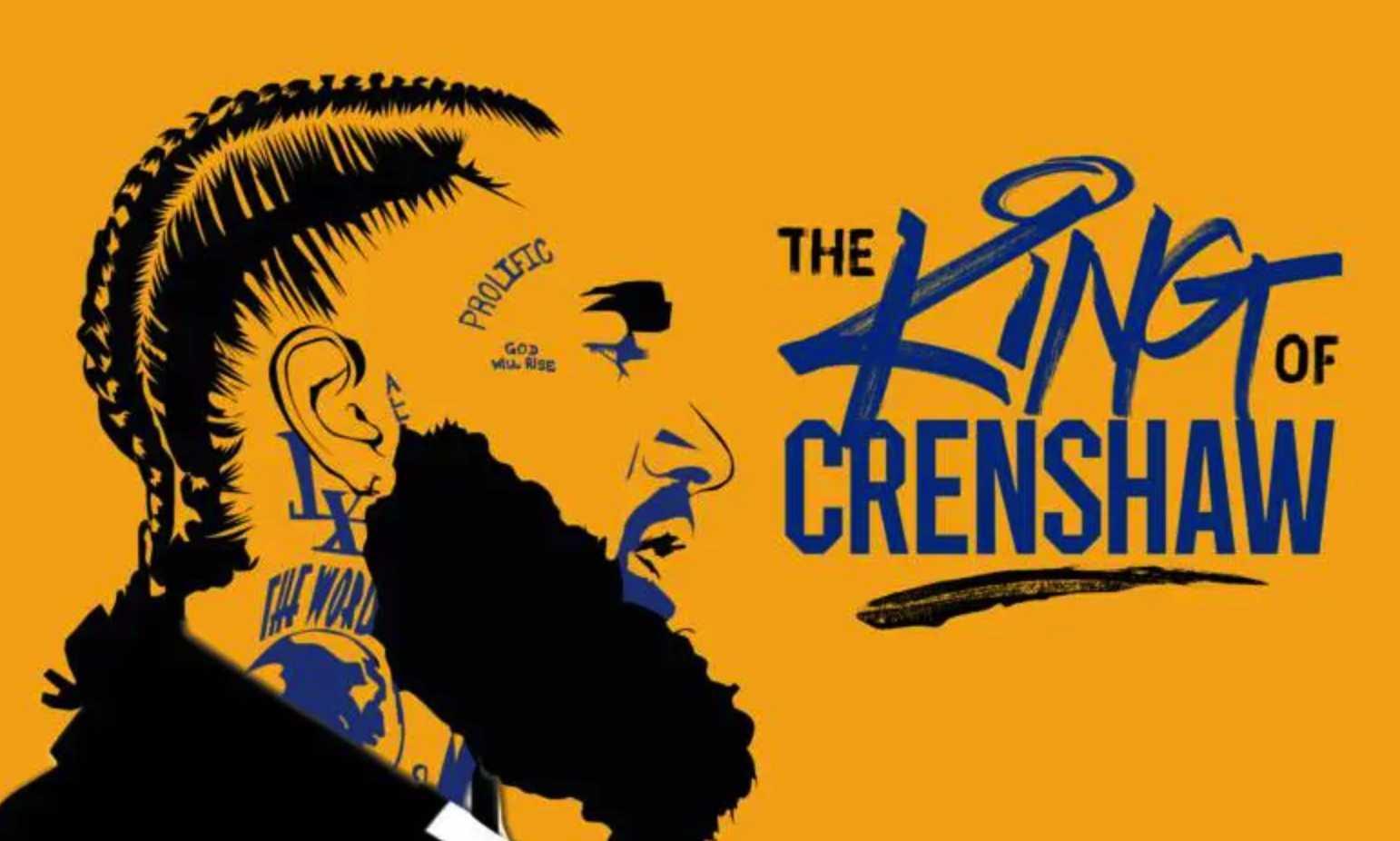 Nipsey Hussle King of Crenshaw